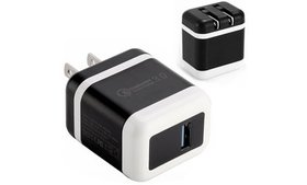 Fast Charging USB Wall Charger Plug Power Adapter