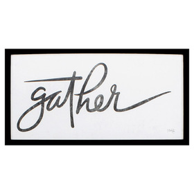 Propac Images® Gather Industrial Script Art Wall D