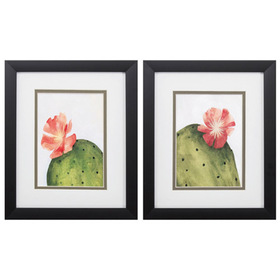 Propac Images® Arid Bloom Cacti Wall Décor - Set o