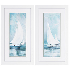Propac Images® Soft Sail Wall Décor - Set of 2