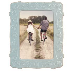 Lenox® French Perle Ice Blue™ Frame - 5x7