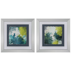 Propac Images® Blue Green Inspire 2pc. Wall Art Se