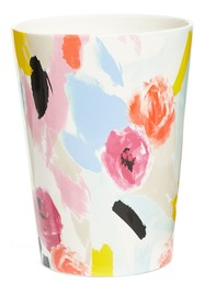 kate spade new york multi paintball floral wasteba