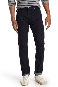 True Religion Rocco Flap Relaxed Straight Jeans