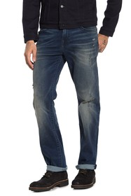True Religion Rocco Relaxed Straight Fit Jeans