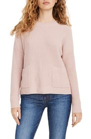Madewell Patch Pocket Pullover Sweater (Regular &