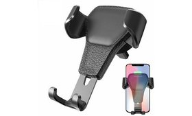 Gravity Car Mount Phone Holder Air Vent for iPhone