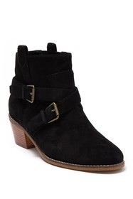 Cole Haan Jensynn Suede Ankle Bootie
