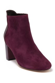 Cole Haan Nella Suede & Leather Bootie