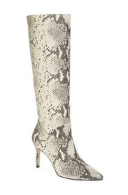 Steve Madden Kinga Embossed Knee High Boot