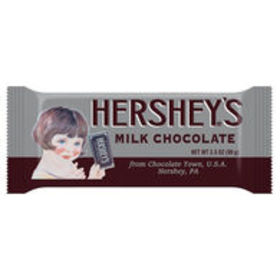 Hershey's Chocolate Candy Bar - Nostalgia Packagin