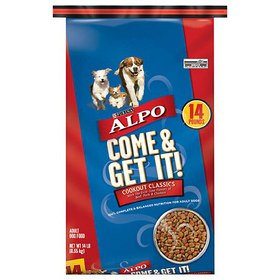 Alpo Come & Get It! Dry Dog Food Cookout Classics