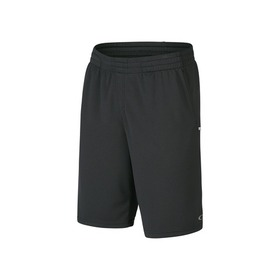Oakley Lampin Shorts - Jet Black Heather