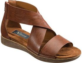 Natural Reflections® Women's Sinsee Wedge Sandals
