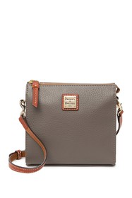 Dooney & Bourke North/South Janine Leather Crossbo