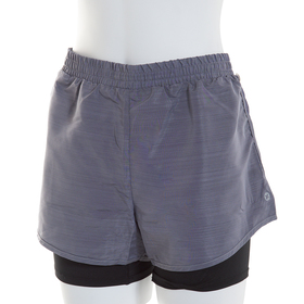 Womens RBX Built In Compression Running Shorts wit