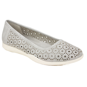Womens Cliffs by White Mountain Polly Perforated F