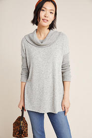 Anthropologie Mary Tunic Sweater