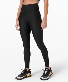 """Lulu Lemon Mapped Out High Rise Tight 28"""" *Camo"""
