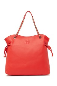 Tory Burch Thea Slouchy Chain Strap Tote Bag