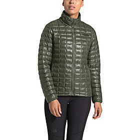 The North Face Womens Eco Thermoball Jacket- Sale