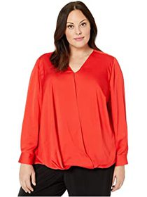 Vince Camuto Vince Camuto - Plus Size Long Sleeve