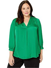 Vince Camuto Vince Camuto - Plus Size 3/4 Sleeve V