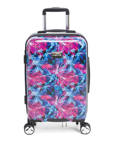BEBE 21in Tina Hardside Carry-on