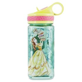 Disney Beauty and the Beast Water Bottle with Buil