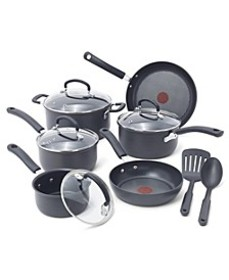 Ultimate Hard Anodized 12-Pc. Cookware Set