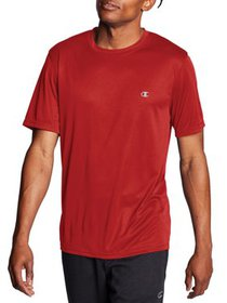 Champion Men's Double Dry Core Tee, up to Size 2XL