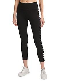 DKNY Logo Tape Leggings