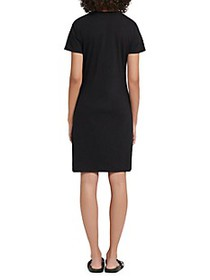 DKNY Stacked Logo T-Shirt Dress