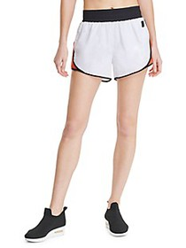 DKNY Colorblock Track Shorts