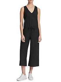 DKNY Sleeveless Jumpsuit