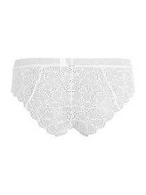 DKNY Superior Lace Brazil Panties