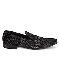 Steve Madden Printed Loafers