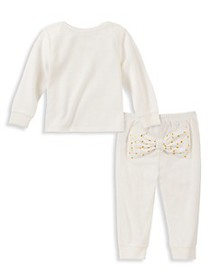 Juicy Couture Baby Girl's Lafayette 2-Piece Sweats