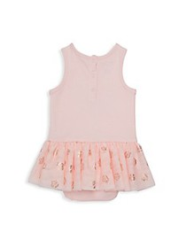 Juicy Couture Baby Girl's 2-Piece Embellished Logo