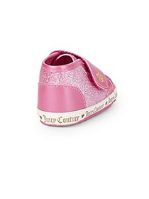 Juicy Couture Baby Girl's Santa Cruz Glittered Sne