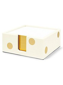 Kate Spade New York Dotted Notes Holder
