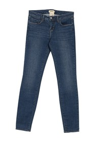 L'AGENCE Chantal Low Rise Skinny Jeans