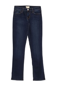 L'AGENCE Coco Midrise Straight Leg Jeans