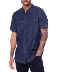 Levi's nevin ss denim shirt