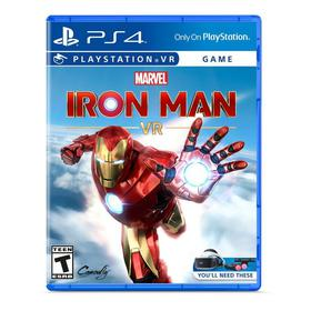 Marvel's Iron Man VR on sale at GameStop