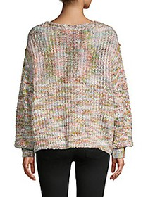Free People Highland Chunky-Knit Sweater