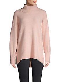 Free People Afterglow Mockneck Sweater