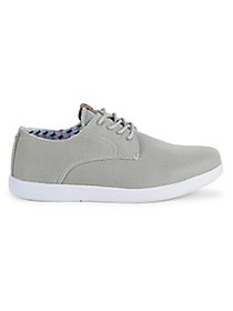 Ben Sherman Presley Textured Lace-Up Sneakers