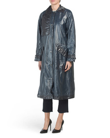 FREE PEOPLE Lightweight Rain Jacket