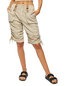 Free People Cassidy Cargo Shorts